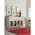 Morris South Gate Sideboard With Adjustable Shelves