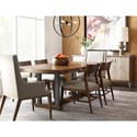 American Drew Modern Synergy Formal Dining Room Group - Item Number: 700 Dining Room Group 1