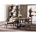 American Drew Modern Synergy Casual Dining Room Group - Item Number: 700 Dining Room Group