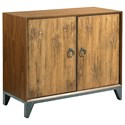 American Drew Modern Synergy Jack Bunching Door Cabinet - Item Number: 700-220