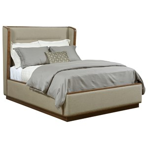 Queen Astro Upholstered Bed