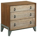 American Drew Modern Synergy Construct Night Stand - Item Number: 700-420