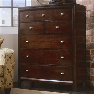 American Drew Tribecca Drawer Chest