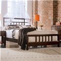 American Drew Tribecca California King Slat Bed - Bed Shown May Not Represent Size Indicated