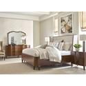American Drew Vantage King Bedroom Group - Item Number: 929 K Bedroom Group 4