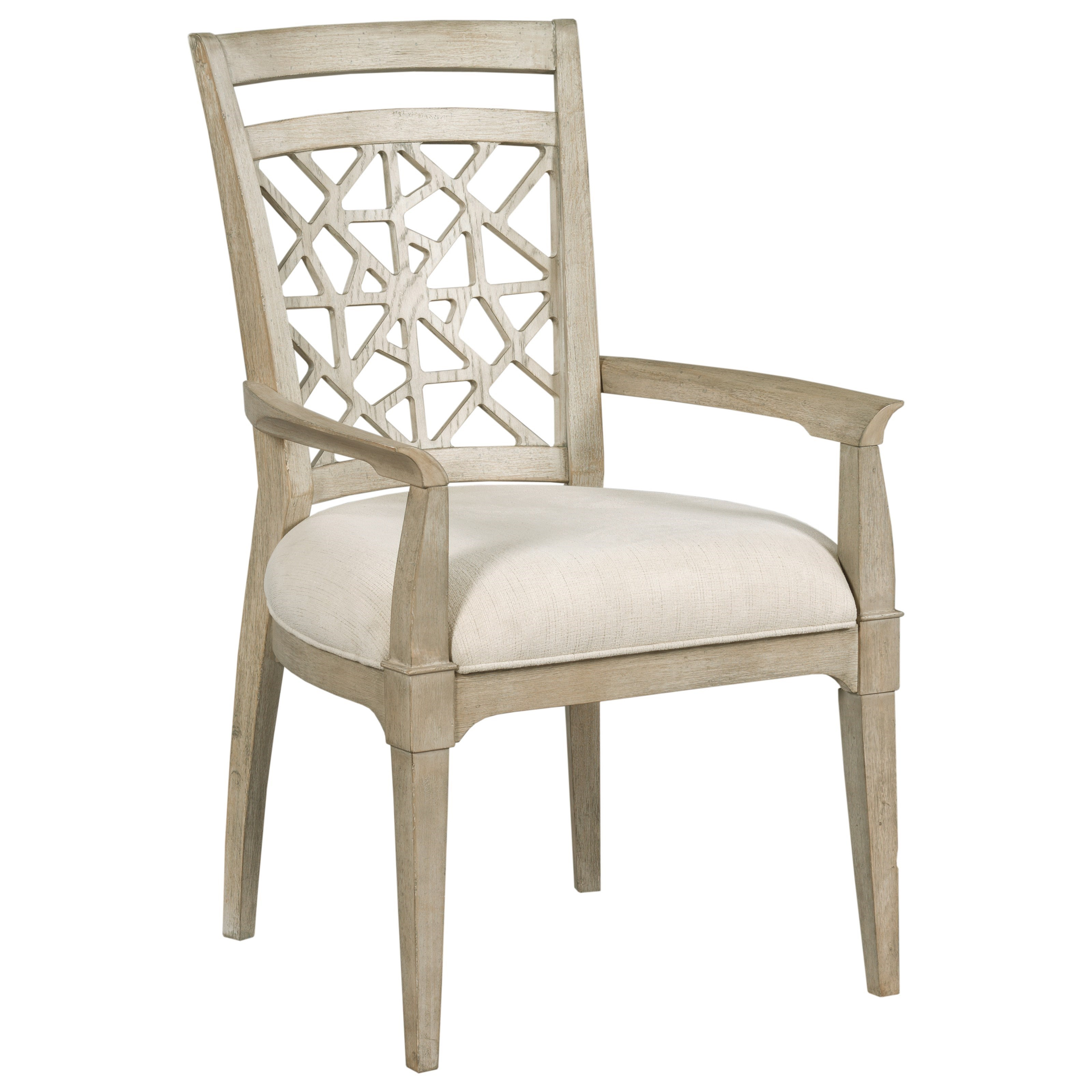 American Drew Vista Relaxed Vintage Essex Arm Chair With