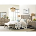 American Drew West Fork California King Bedroom Group - Item Number: 924 CK Bedroom Group 3