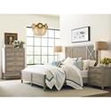 American Drew West Fork Queen Bedroom Group - Item Number: 924 Q Bedroom Group 2