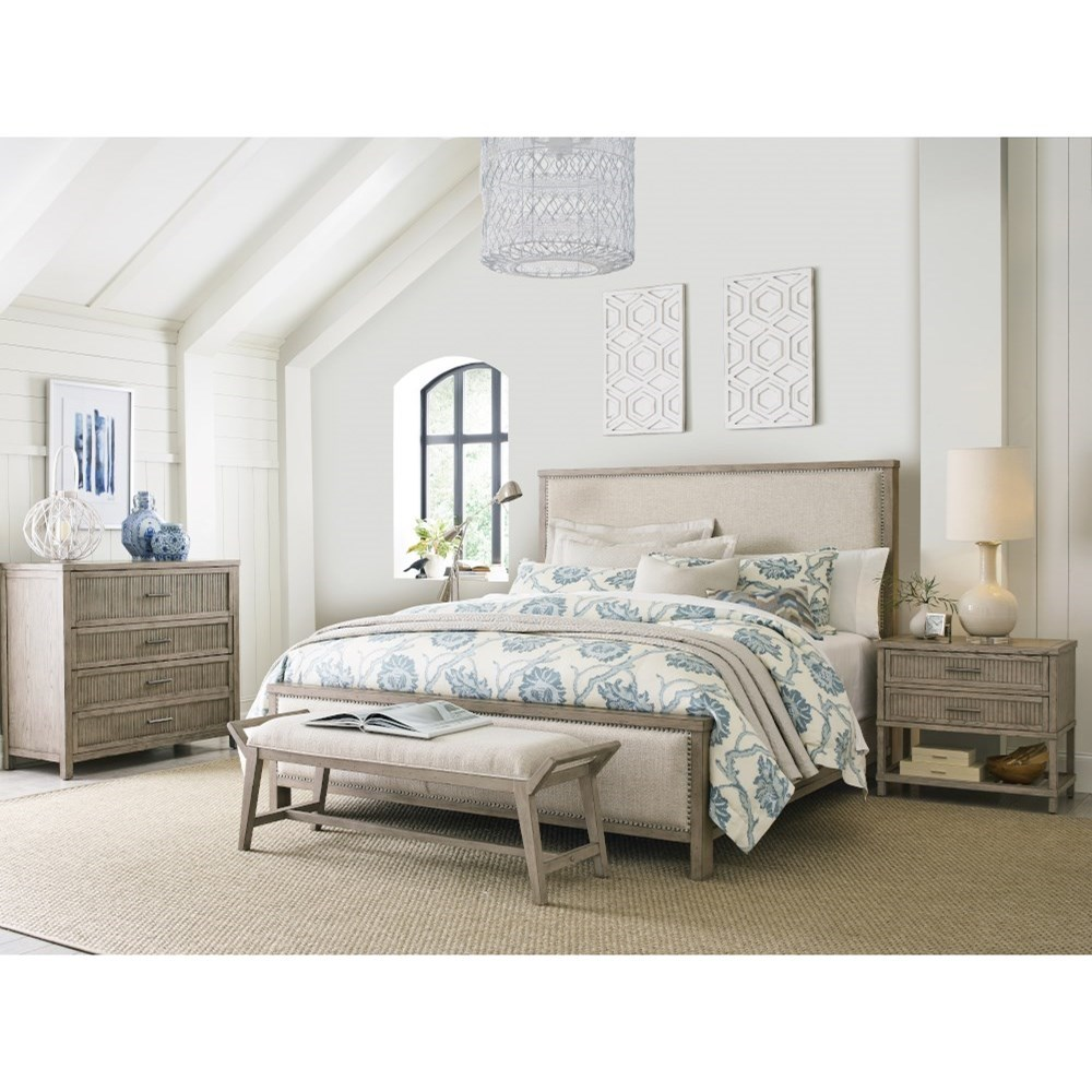 West Fork Queen Bedroom Group by Living Trends at Sprintz Furniture