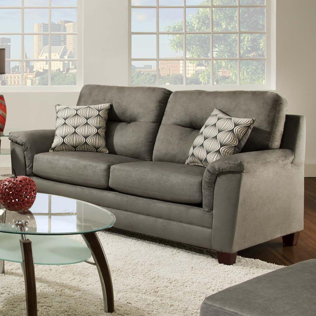 American Furniture 1070 Sofa - Item Number: 1073-9335