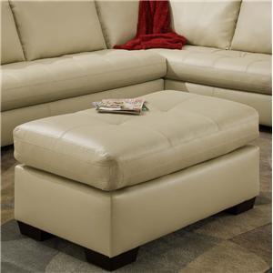 American Furniture 1230 Ottoman