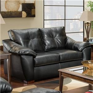American Furniture 1250 Loveseat