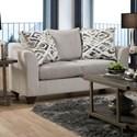 American Furniture 1380 Loveseat - Item Number: 1382-6365