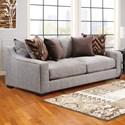 American Furniture 1400 Sofa - Item Number: 1403-2007
