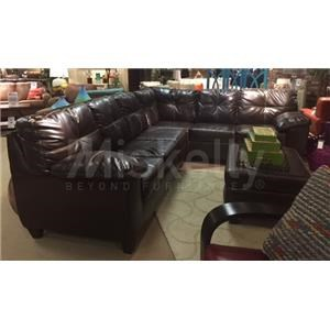 American Furniture 1470 Sectional Sofa