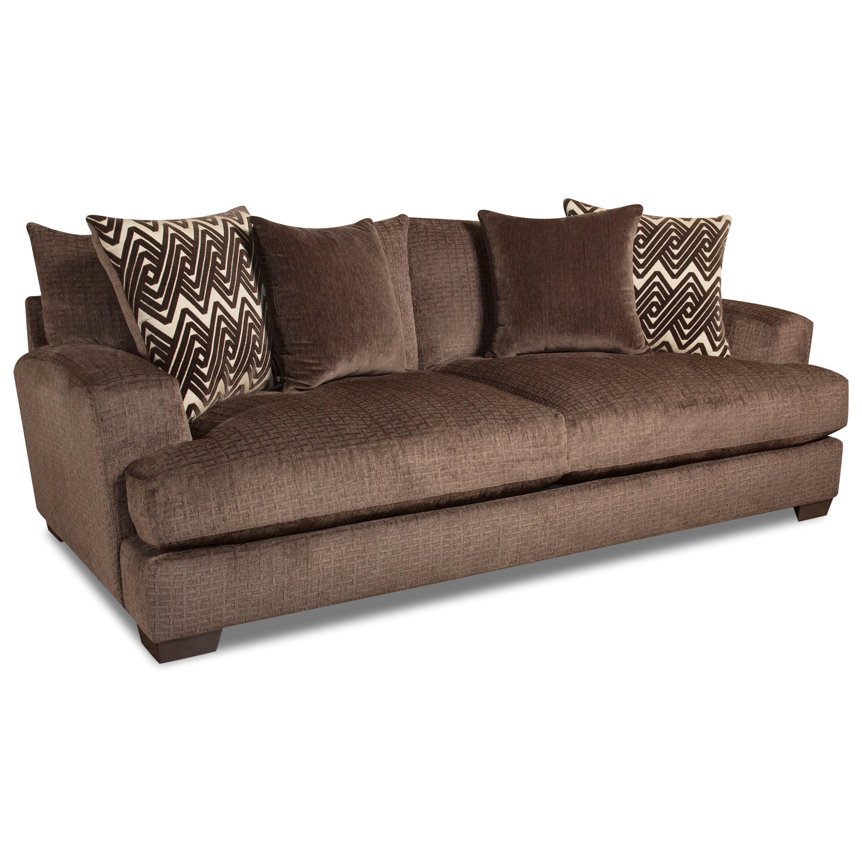 American Furniture 1600 Sofa - Item Number: 1603-5442