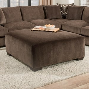 American Furniture 1600 Ottoman