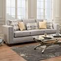 American Furniture 1700 Contemporary Sofa - Item Number: 1703-2210