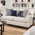 American Furniture 1950 Loveseat - Item Number: 1952-2020