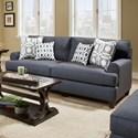 American Furniture 1950 Sofa - Item Number: 1953-2680