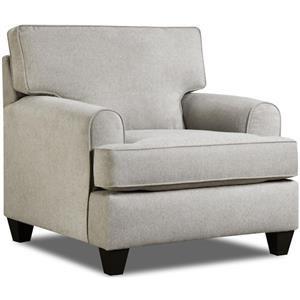 American Furniture Popstitch Dove Chair
