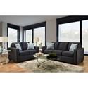 American Furniture 2300 Living Room Group - Item Number: 2300 Living Room Group 1 - 7701