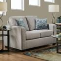 American Furniture 2300 Loveseat - Item Number: 2302-7702