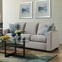 American Furniture 2300 Sofa - Item Number: 2303-7702