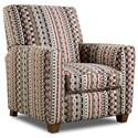American Furniture 2460 Recliner - Item Number: 2460-1510