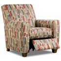 American Furniture 2460 Recliner - Item Number: 2460-2110