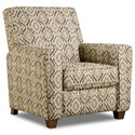 American Furniture 2460 Recliner - Item Number: 2460-2340