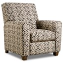 American Furniture 2460 Recliner - Item Number: 2460-2341
