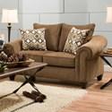 American Furniture 2700 Loveseat - Item Number: 2702-1820