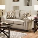 American Furniture 2700 Loveseat - Item Number: 2702-1821