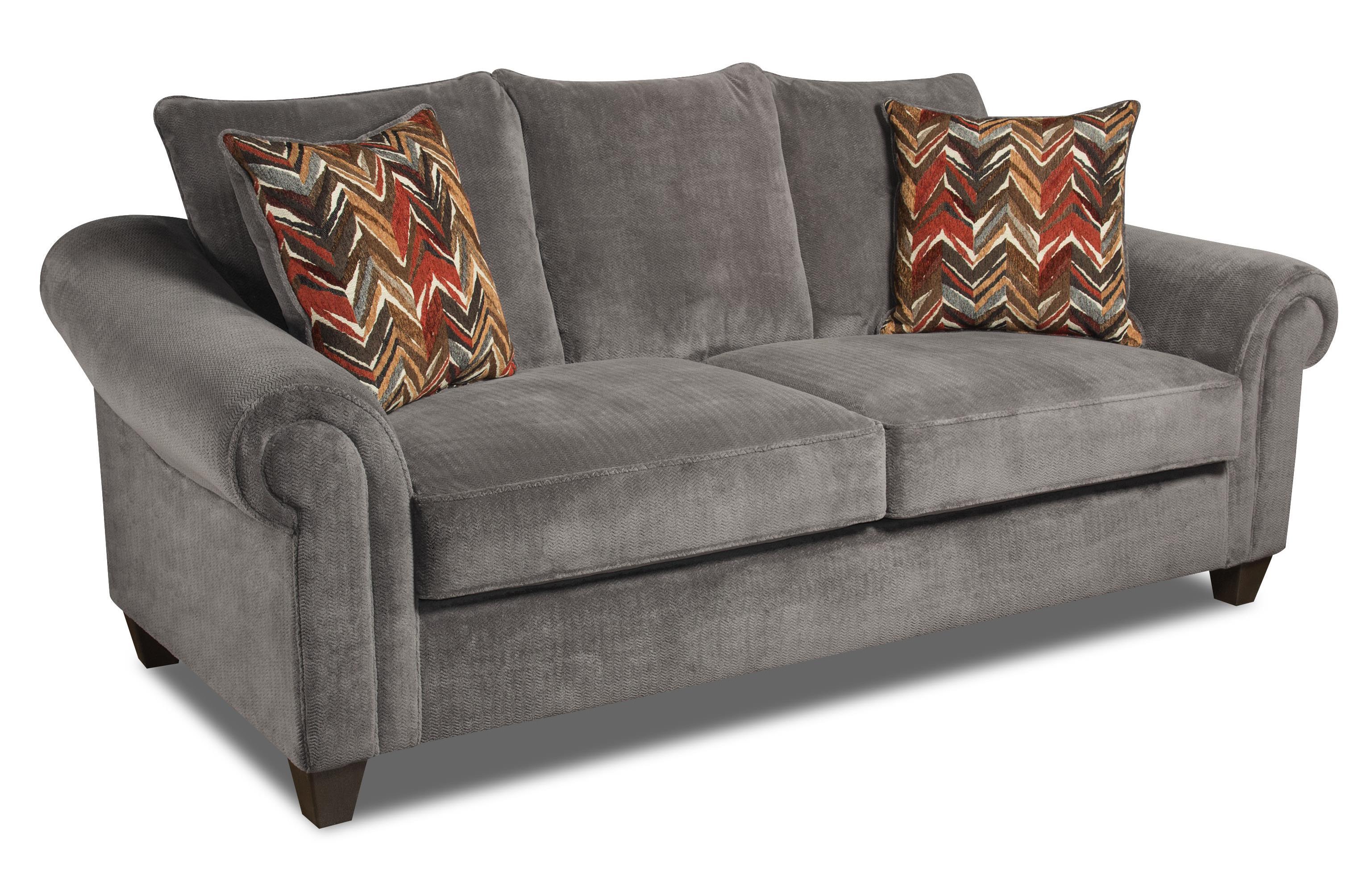 American Furniture 2800 Sofa - Item Number: 2803-2453