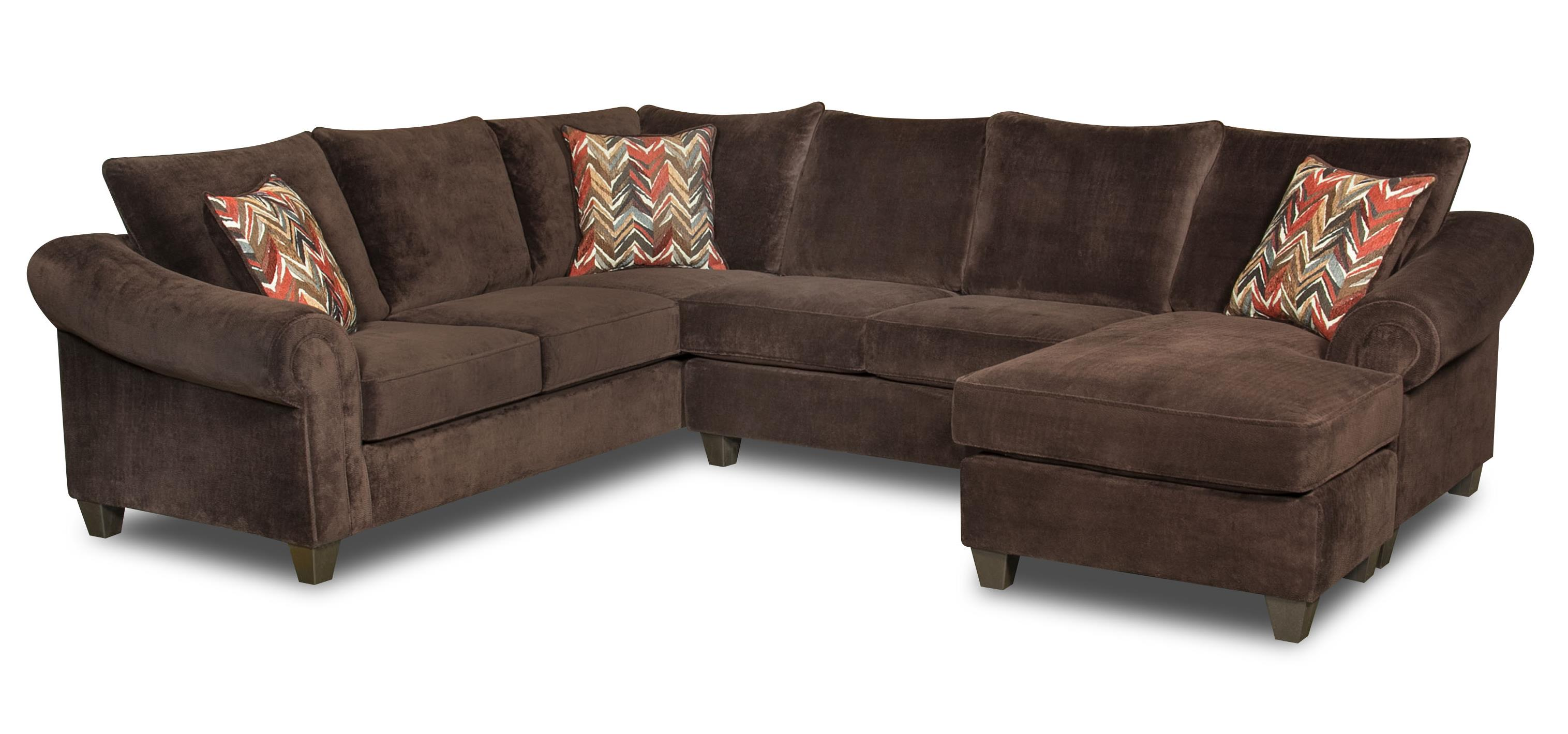 Furniture upholstery group bay city saginaw - American Furniture 2800 Sectional Sofa Item Number 2810 2830 2450