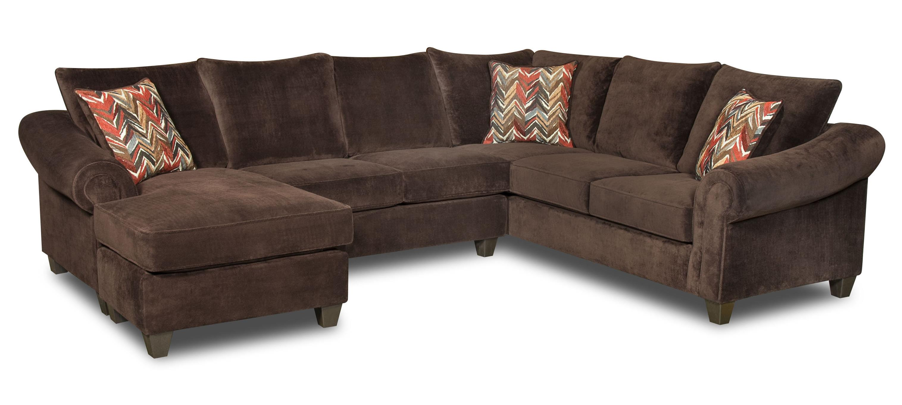 Furniture upholstery group bay city saginaw - American Furniture 2800 Sectional Sofa Item Number 2820 2840 2450