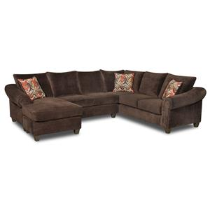 Vendor 610 2800 Sectional Sofa