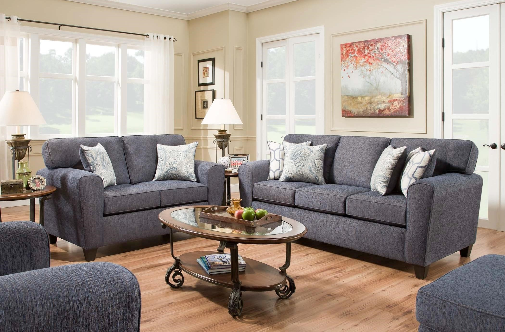 3100 Living Room Group by Peak Living at Prime Brothers Furniture
