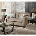 American Furniture 3100 Loveseat - Item Number: 31021664