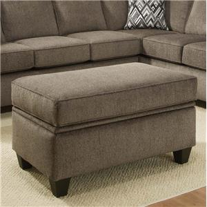 American Furniture 3100 Ottoman