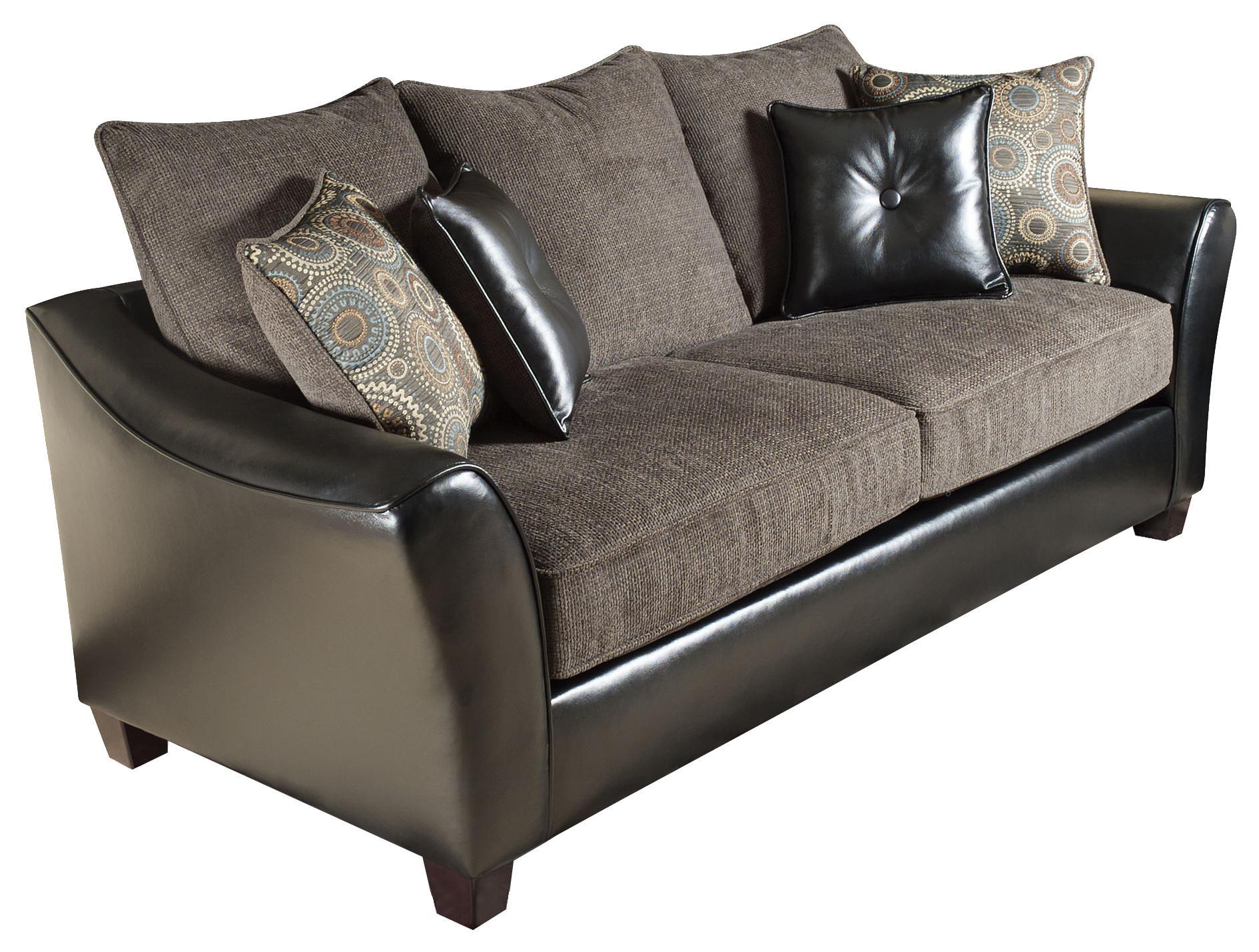 American Furniture 3200 Group Sofa - Item Number: 3203 5775