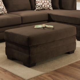 American Furniture 3500  Storage Ottoman