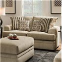 Peak Living 3650 Casual Loveseat with 2 Seats