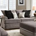 American Furniture 3650 Loveseat - Item Number: 3652-1742