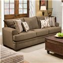American Furniture 3650 Queen Sofa Sleeper - Item Number: 3658-1661