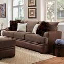 American Furniture 3650 Sofa - Item Number: 3653-1743