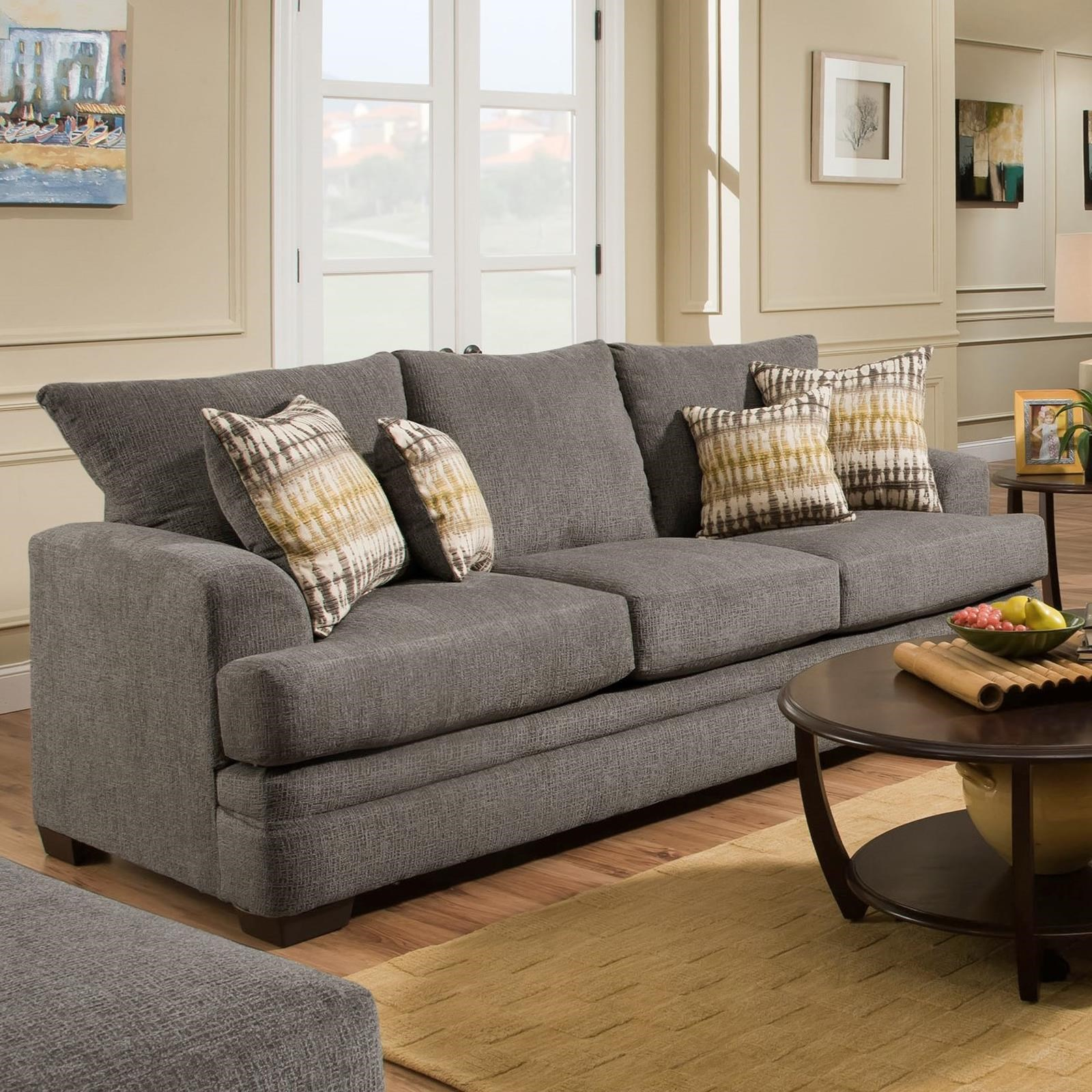 3650 Sofa by Peak Living at Prime Brothers Furniture