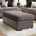 American Furniture 3650 Storage Ottoman - Item Number: 3656-1742