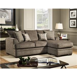 Vendor 610 3650 Sofa Chaise